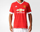 RMAN102: Manchester United shirt brand new official home jersey 15-16 tee - top