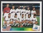 PANINI - FRANCE 98 BLACK BACK (NUMBERS 391-420) SELECT YOUR UNUSED STICKER.