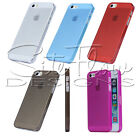Transparent Slim Hard Case Cover for Apple iPhone 5 5S - Wholesale 40 Cases