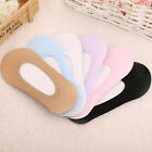 Women's Cotton Casual Invisible No Show Nonslip Loafer Boat Liner Low Cut Socks