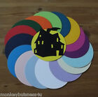 Shape Die Cuts - Large Circle - Topper - Hallowe'ene - Party - Invitations