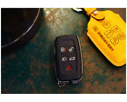 Smart key case fob chain cover fit for Landrover Discovery4