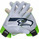 Seattle Seahawks NIKE Stadium Football Gloves Fan Green Blue M L XL XXL $19.99 USD on eBay