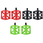 A Pair Sports Fashion Cycling Bike Bicycle Bearing Alloy X Design Pedals