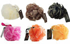 Hydrea London Bath/Shower Buffer, Body Puff, Scrunchie Super Soft