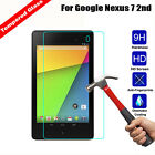 Premium Real Tempered Glass Screen Film Protector Guard For Google Nexus 7 2nd
