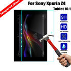 Premium Tempered Glass Screen Protector Film For Sony Xperia Z3 Compact Tablet