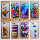 For Huawei P8 lite / Wiko Rainbow / Explay Fresh Cover Case Hard PC Phone Skin