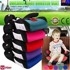 Safe Sturdy Baby Child Kid Children Car Booster Seat  For 3-12 Years 15-36kg New