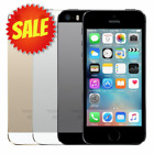 Apple iPhone 5S Unlocked AT&T TMobile Verizon Sprint Gray Silver Gold 5 S WOW