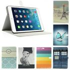 Multi-opts Flip PU leather case cover for ipad 2/3/4  Air / Air2 iPad mini 1/2/3