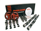 Piper Fast Road Cams Camshaft Kit + Vernier Pulleys for Mitsubishi Evo 1 2 3