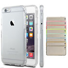 Soft Thin TPU Transparent Clear Protective Cases Skins Covers for iPhone 6 6plus