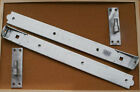 Double gate ironmongery pack Hinges Ring latch Pad bolt