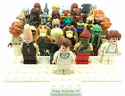 LEGO Genuine Star Wars Minifigures From Leia Maul Obi Luke Vader Jabba Luke SWC