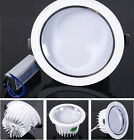 Dimmable 3w 5w 7w 9w 12w 18w LED Ceiling light Downlight +Driver Warm/Cool white