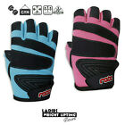 Ladies Fitness Gloves Training Gym Workout Women Yoga Weight Lifting Gloves