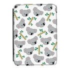 Koala Pattern Animal Zoo Cute Kindle Paperwhite Touch PU Leather Flip Case Cover