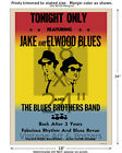 Blues Brothers Palace Hotel Film Movie Poster [6 sizes, matte+glossy avail]