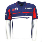 Jorge Lorenzo 99 Yamaha Factory Team Moto GP Polo Shirt Official 2015