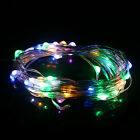 5m 50 Leds Usb Copper Wire Flexible String Fairy Light Xmas Wedding Party Decor