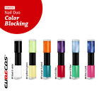 NailDuo Polish Farblacke * NAIL DUO Colour Blocking Auswahl FARBLACK 2x 5 ml *