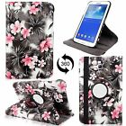 "For Samsung Galaxy Tab 4 7.0"" 7-inch Folio Case Cover 360 Rotating Rugged Stand"