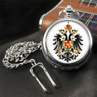 Historic Austrian Imperial Eagle Pocket Watch