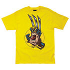 Santa Cruz Marvel Wolverine Hand T-Shirt Youth Yellow