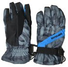 QUIKSILVER METEOR GLOVES THE LINE ASPHALT