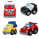 Mega Bloks First Builders Fast Track Tiny Buildable Vehicle -  4 styles 81293