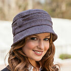 Ladies Titanic Hat -Purple, Inspired by Downtown Abbey, Made in Ireland 7823-284