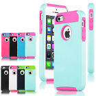 PC Shockproof Dirt Dust Proof Hard Matte Cover Case Skin For iPhone 5 5S SL