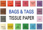 50 Pack Tissue Paper 17 Colour Options  500mm x 750mm