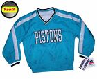 Nba Youth Apparel - Detroit Pistons Kids Reversible Heavyweight Team Jacket..nwt on eBay