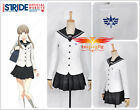 Prince of Stride Cosplay Costume Nana Sakurai Dress School Uniform Custom W0900