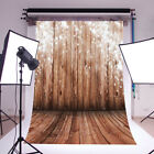 5x7FT Wood Wall Vinyl Photography Backdrop Photo Background Studio Props Gift