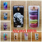 For Alcatel One Touch Idol 2 Mini 6016 6016x 6016d Case Cover Hard Printing Case