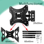Plasma Ultra Slim Tilt Swivel TV wall mount bracket for 10-70 inch VESA 50-400mm
