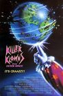 KILLER KLOWNS FROM OUTER SPACE Movie Poster Horror Comedy
