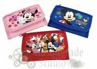 Внешний вид - Disney Mickey Mouse & Minnie Tri-Fold Wallet Coin Purse For Kids Donald Goofy