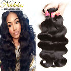 3 bundles Indian Body Wave Hair Wefts 100% Unprocessed Indian Human Hair Weaving