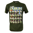Irish Ireland Pubs Of Dublin Tee shirt T Shirt Relaxed fit 100% cotton 9866