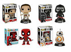 Funko POP Vinyl Collectable Figure - Marvel, Disney, DC Comics or Star Wars