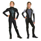 Tween Hunger Games Katniss Everdeen Girls Licensed Fancy Dress Book Week Costume
