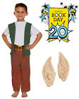 Book Day Giant with Ears Story Costume Fancy Dress Birthday Theme Jack Beanstalk
