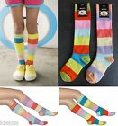 BONNIE DOON ~Multi Colour Knee-High~Kniestrümpfe~papaya,sprout~23-26 bis 35-38