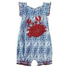 Mud Pie Crab Bubble Girl Size 3-18M #1132241