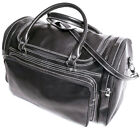 Floto Torino Duffle, Leather Travel Gym bag, Carry-on Case