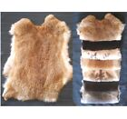 Внешний вид - Rabbit Pelt - Genuine Leather Fur - Various Colors to chose from (12in X 15in)